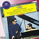 "Wolfgang Schneiderhan Brahms: Violin Sonatas Opp.78, 100 & 108; Scherzo From ""F.A.E"" -Sonata"