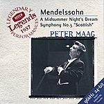 Jennifer Vyvyan Mendelssohn: Symphony No.3; A Midsummer Night's Dream