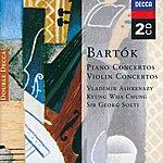 Vladimir Ashkenazy Bartók: Piano Concertos; Violin Concertos (2 Cds)