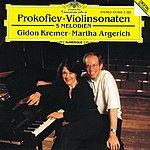 Gidon Kremer Prokofiev: Violin Sonatas