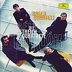Hagen Quartett Bartók: The String Quartets (2 Cds)