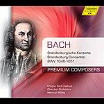 Helmuth Rilling Bach: Brandenburgische Konzerte (Brandenburg Concertos) Bwv 1046-1051