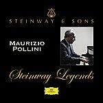 Maurizio Pollini Steinway Legends: Maurizio Pollini (2 Cds)