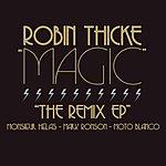 Robin Thicke Magic (Remixes France Version)