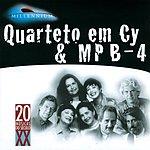 MPB 4 20 Grandes Sucessos De Quarteto Em Cy & Mpb-4