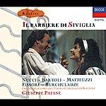 Leo Nucci Rossini: Il Barbiere Di Siviglia (3 Cds)