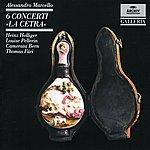 """Heinz Holliger Marcello: 6 Concerti """"La Cetra"""""""