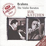 Josef Suk Brahms: The Violin Sonatas