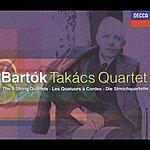 Takács Quartet Bartók: The String Quartets (2 Cds)