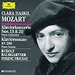 Clara Haskil Mozart: Piano Concertos Nos.13 & 20; Piano Sonata K.280