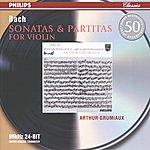 Arthur Grumiaux Bach, J.S.: Sonatas & Partitas For Violin (2 Cds)