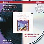 Herman Krebbers Rimsky-Korsakov: Scheherazade / Borodin: Symphony No.2