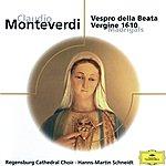 John Elwes Monteverdi: Vespro Della Beata Vergine; Magnificat; Madrigale