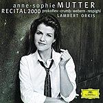 Anne-Sophie Mutter Anne-Sophie Mutter - Recital 2000