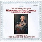 Stephen Preston Bach, C.P.E.: Flute Concertos Wq 166 & 167