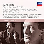 Kyung-Wha Chung Walton: Symphonies 1 & 2; Violin Concerto; Viola Concerto; Cello Concerto