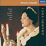 Renata Tebaldi Grandi Voci: Renata Tebaldi