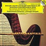 Kenneth Smith Mozart: Flute & Harp Concerto K.299; Sinfonia Concertante K.297b