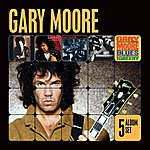 Gary Moore 5 Album Set (Remastered) (Run For Cover/After The War/Still Got The Blues/After Hours/Blues For Greeny)