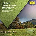 """Mischa Maisky Elgar:""""Enigma"""" Variations; Cello Concerto"""
