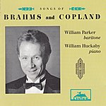 William Parker Songs Of Brahms And Copland