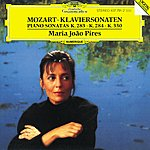 Maria João Pires Mozart: Piano Sonatas K.283, K.284 & K.330