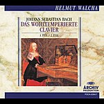 Helmut Walcha Bach: The Well-Tempered Clavier, Book One & Two, Bwv 846-893