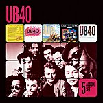 UB40 5 Album Set (Signing Off/Present Arms/Ub44/Labour Of Love/Geffery Morgan)