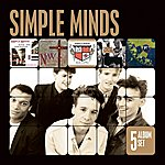 Simple Minds 5 Album Set (Remastered) (Sons And Fascination/New Gold Dream/Sparkle In The Rain/Once Upon A Time/Street Fighting Years)