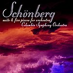 Robert Craft Schonberg Suite & Five Pieces For Orchestra