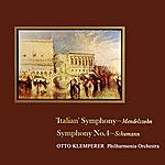 Otto Klemperer Italian Symphony & Symphony No. 4