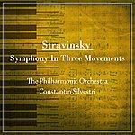 Constantin Silvestri Stravinsky Symphony In Three Movements