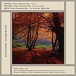 Isaac Stern Haydn, Mozart & Bach