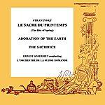 Ernest Ansermet Le Sacre Du Printemps