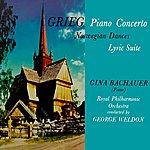 George Weldon Grieg Piano Concerto