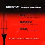 Alexander Faris Tchaikovsky Serenade For String Orchestra