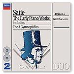 Reinbert De Leeuw Satie: The Early Piano Works (2 Cds)