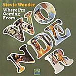 Stevie Wonder Where I'm Coming From - Motownselect.Com