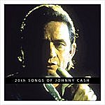 Johnny Cash 20th Songs Of Johnny Cash