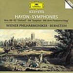 Wiener Philharmoniker Haydn: Symphonies In G Major, Hob. I: .88, 92 & 94