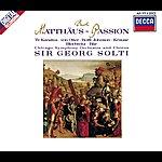 Kiri Te Kanawa Bach, J.S.: St. Matthew Passion Bwv 244 (3 Cds)