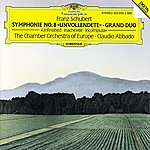 """Chamber Orchestra Of Europe Schubert: Symphony No.8 """"Unfinished""""; Grand Duo (Cd 4)"""