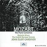 Malcolm Bilson Mozart, W.A.: The Piano Concertos (9 Cd's)