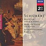 Szymon Goldberg Schubert: Music For Violin & Piano; Arpeggione Sonata (2 Cds)