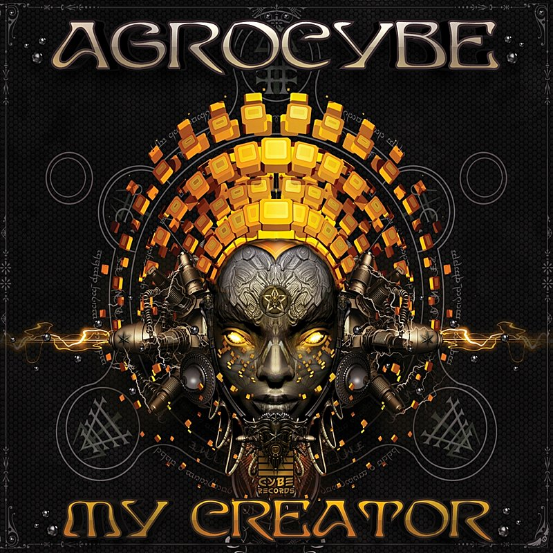 Cover Art: My Creator
