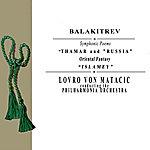 "Lovro Von Matacic Symphonic Poems ""Thamar"" & ""Russia"""