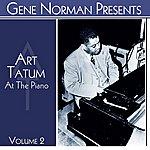 Art Tatum Gene Norman Presents Art Tatum At The Piano Volume 2
