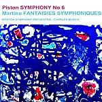 Boston Symphony Orchestra Piston Symphony No 6