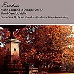 David Oistrakh Brahms Violin Concerto