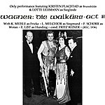 San Francisco Opera Orchestra Wagner: Die Walkure Act II